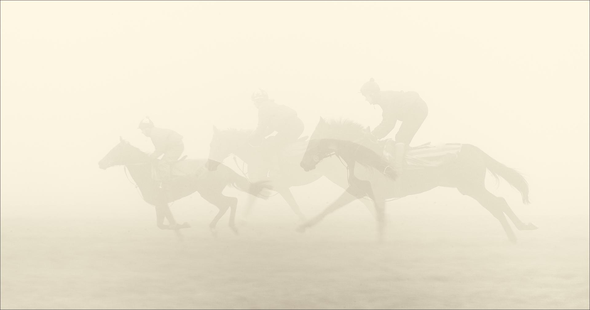 Racing in the Mist