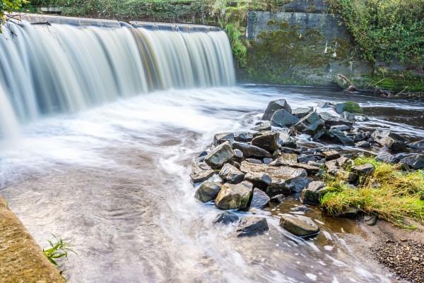 Waterfall by Sambomma