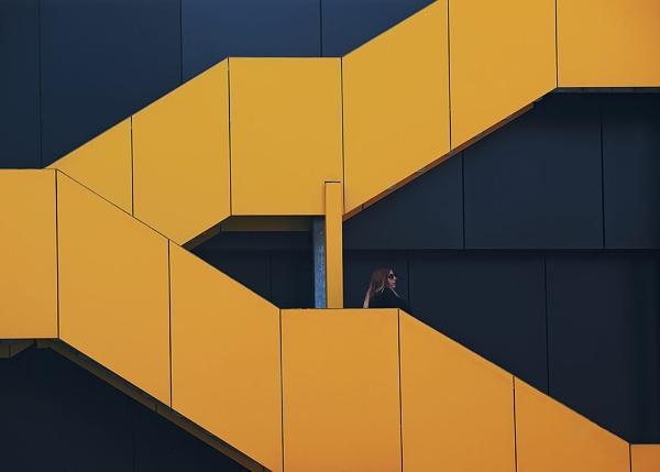 Lost in urban by LaoCe