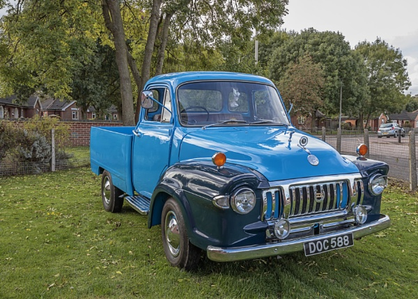 1964 Bedford J-Type Pickup by admphotography