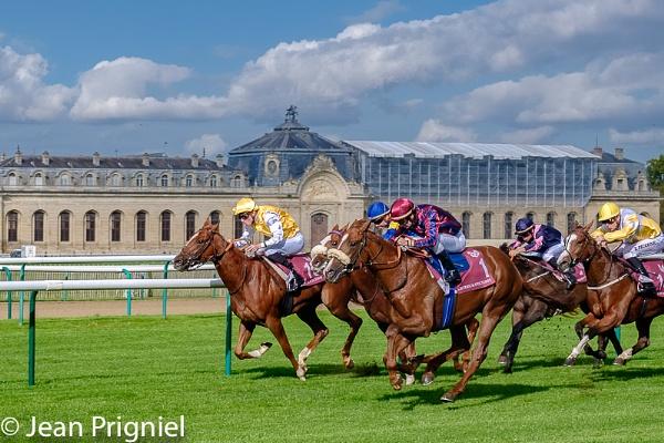 Prix Arc de triomphe by Jprigniel