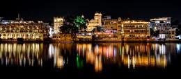 Nightfall in Udaipur 2