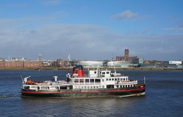 Ferry across the Mersey 2 by Steven_Tyrer
