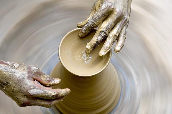 Hand by Susheel