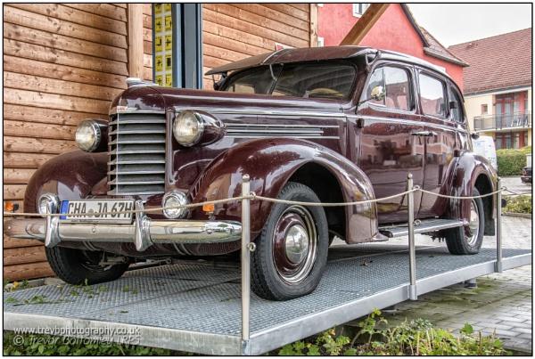 Oldsmobile by TrevBatWCC