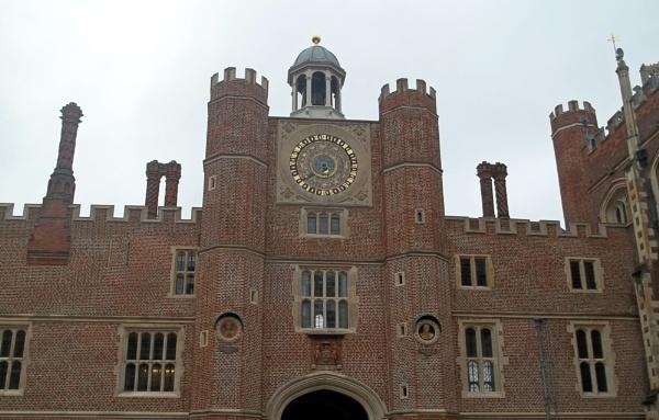Astrological Clock by Hurstbourne