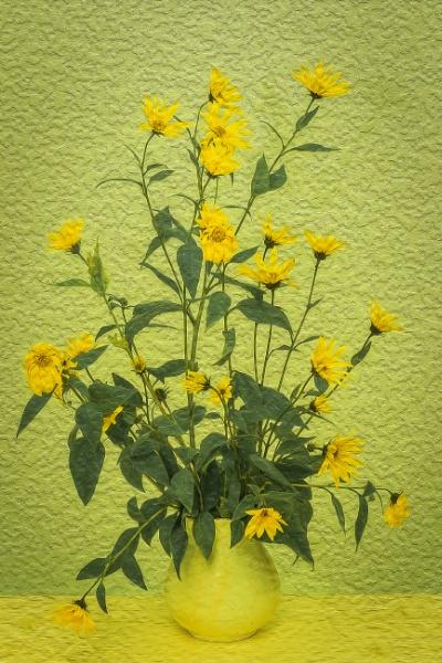 Sunflowers by JackAllTog