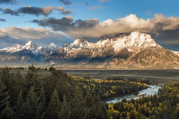 Snake River Overlook by Phil_Bird