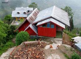 Hill Top Kolakham Retreat in Kalimpong