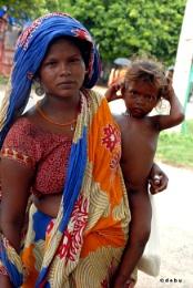 Oriya Village Woman