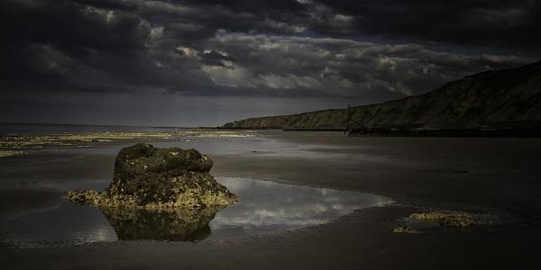 Norfolk Coastline near Sheringham by judidicks