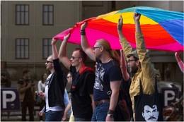 Pride in Riga. 2015