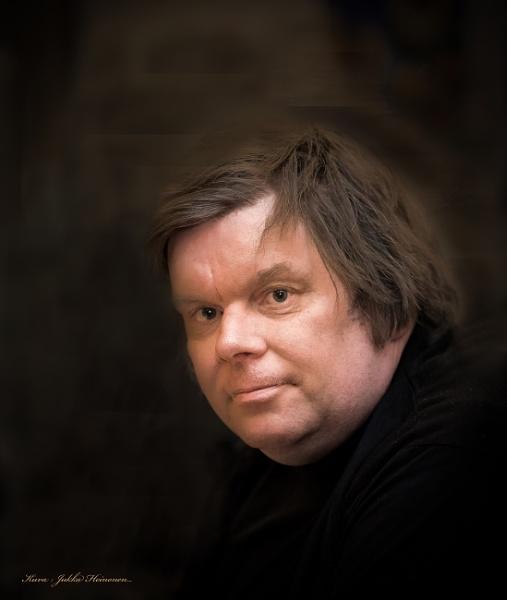 Portrait - 4. by Jukka