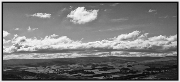 Cloud over Weardale by JawDborn