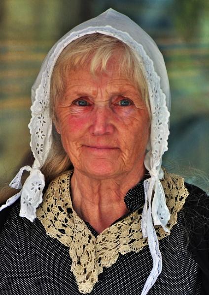A Cornish \'Bal Maiden\' portrait by robertphillips