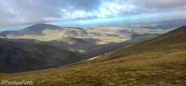 Views of Snowdon by pentaxpatty
