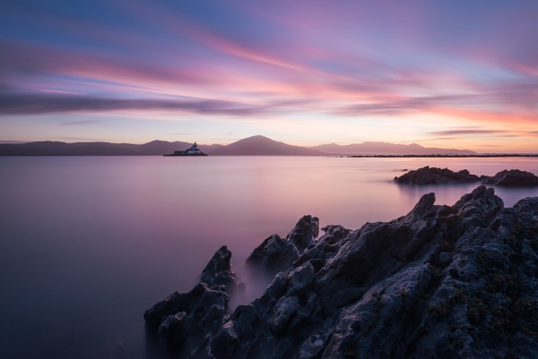 Fenit Lighthouse by andriyphotography