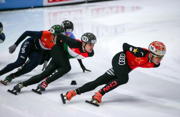 Olympic Qualifier World Cup in Dordtrecht by goochian3