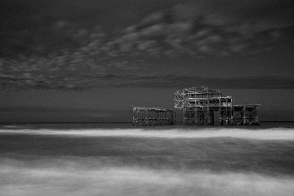West Pier by alfpics
