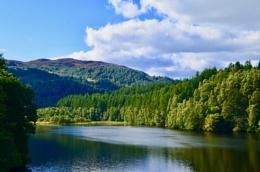 Loch Faskally Pitlochry