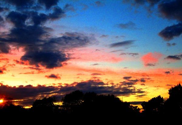 September sunset (2)