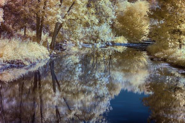 Mill Creek by RicksPhotos