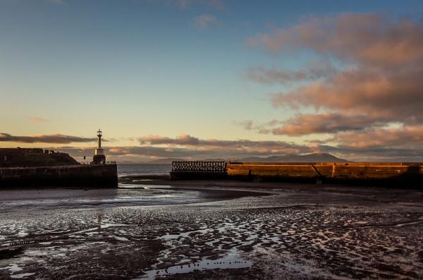 Maryport dusk by Sue_R