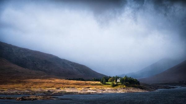 Scotland by optik