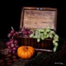 Pandora's Grapes by sunsetskydancer