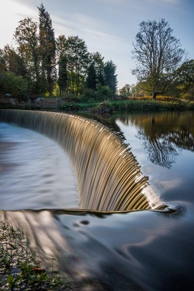 Guyzance Weir Northumberland