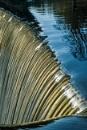 Guyzance Weir Northumberland by icphoto