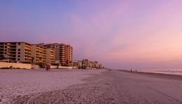 Daytona Beach - Morning Light