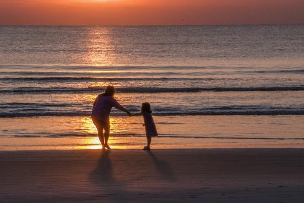 Come Along Sweetheart - Daytona Beach, Florida by Disee