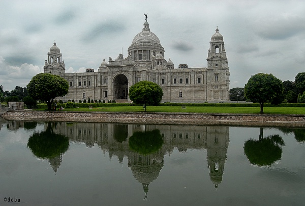 Victoria Memorial Kolkata..2 by debu