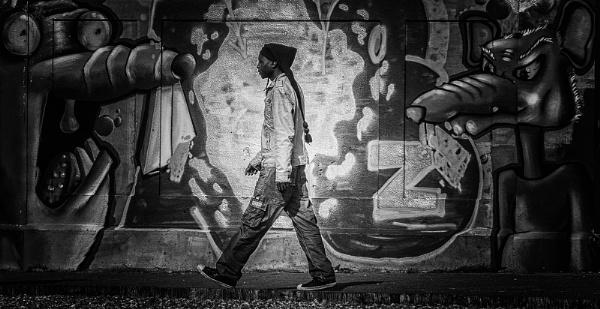 Walk on By by judidicks