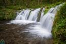 Lathkill Dale Tufa Weir by jamesgrant