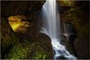 Eigg Falls by jeanie