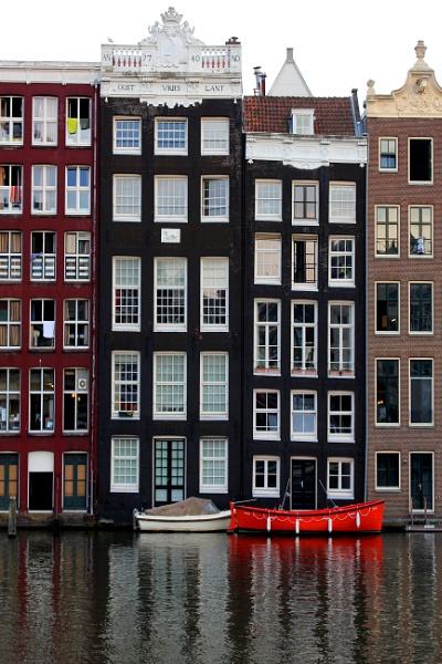 Amsterdam by nanpantanman