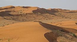 Abu Dhabi Desert , UAE