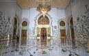 Inside Skeikh Zayed Grand Mosque, Abu Dhabi, UAE by brian17302