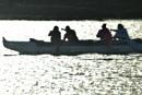 War  Canoe...Peace-time by tonyguitar
