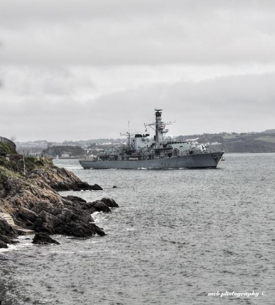 HMS Argyle by shell68