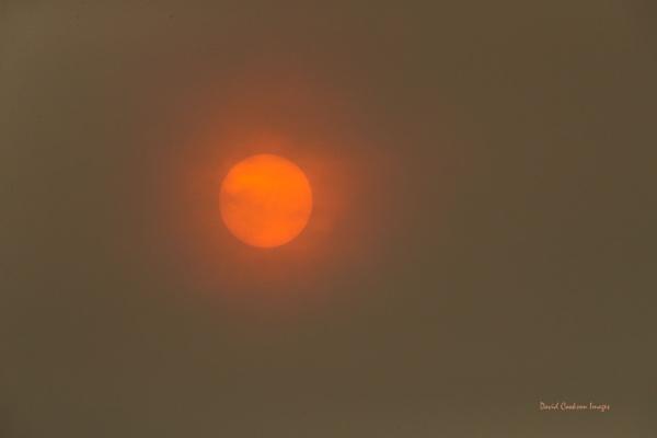 The Hurricane Sun by DavidCookson