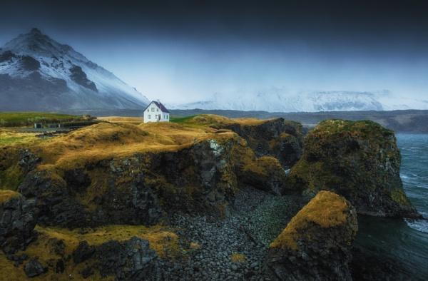 House At Arnarstapi