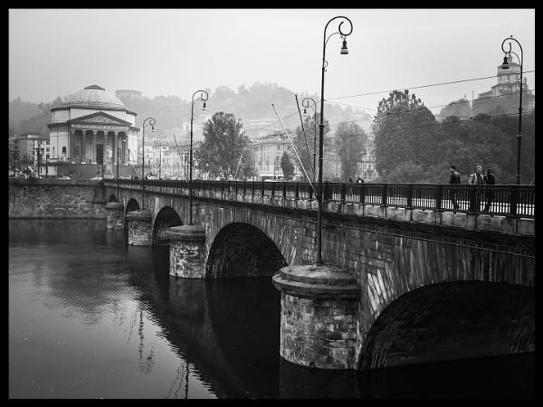 Turin ponte vittorio emanuele by Alex4xd