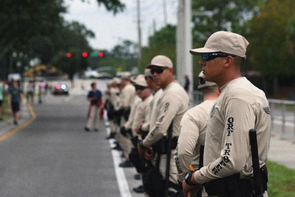 police presence by Nesto
