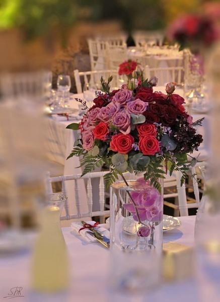 Flower Arrangement by SHR