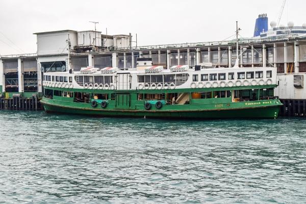 Star Ferry by geoffgt