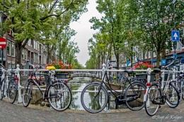 Photo : Bikes around