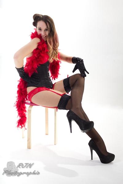 Burlesque at the Bakery by RickNash